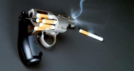 Suitsetamine tapab