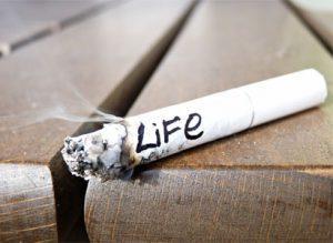 suitsetamise mahajätmine